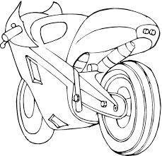 motorcycle coloring pages coloring lab