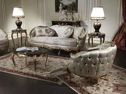 Classic Livingroom Venezia Luxury Classic Sofa Vimercati Classic Furniture
