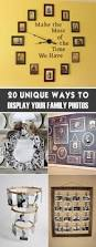 family picture display ideas 25 best ideas about family wall