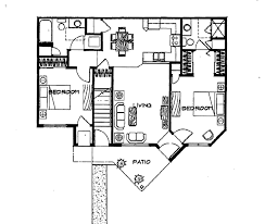 Multi Unit House Plans Westridge Commons Apartments U003e Floor Plans