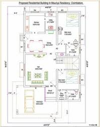 plan for house house plan for 30 by 45 plot plot size 150 square yards