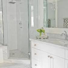 Bathroom With Corner Shower Corner Shower Design Ideas