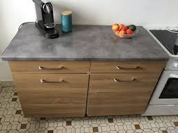 meuble plan de travail cuisine achetez meuble de cuisine occasion annonce vente à 75 within