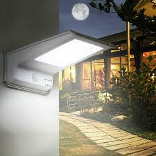 driveway motion sensor light 20 led solar lights bright outdoor security lights with motion