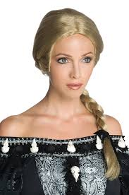amazon com snow white and the huntsman ravenna wig blonde
