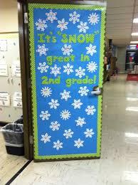 my new classroom door