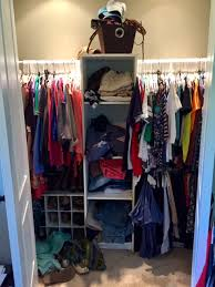 10 tips for a neat u0026 organized closet the little frugal house