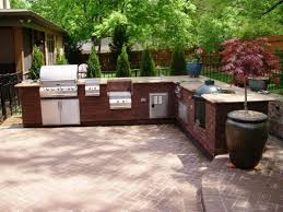 outside kitchen cabinets the various recommendations and ideas of the materials of the