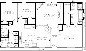 open floor house plans appealing 2 bedroom open floor house plans gallery best