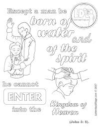 primary 5 lesson 34 joseph smith teaches about baptism for the