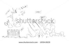 football game plan stock images royalty free images u0026 vectors