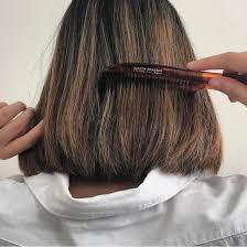 step cutting hair blunt hair cuts 2017 popsugar beauty australia