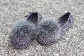 house slippers women pom pom shoes fur pom pom shoes