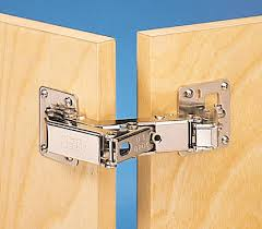Semi Concealed Cabinet Hinges Choosing Cabinet Door Hinges Sawdust