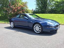 maserati spyder 2005 cars for sale mcgrath maserati