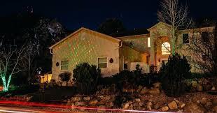 night stars laser landscape lighting pro night stars landscape light celebration led pattern motion