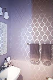 bathroom stencil ideas 276 best wallpaper images on prints leopard