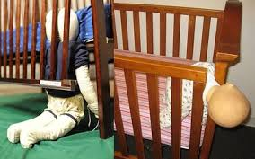 Cribs That Attach To Side Of Bed It S Illegal To Make Sell Or Even Donate Drop Side Cribs In The U S