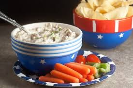 Cottage Cheese Onion Dip by Triple Onion Dip U0026 S U0027mores Ice Cream Pie Healthy Delicious