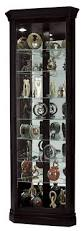 curio cabinet locking curio cabinets with glass doors small