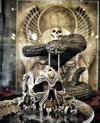 sacred skulls