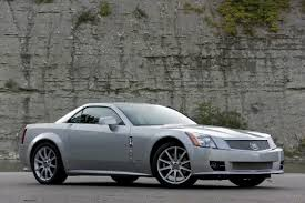 modern collectibles revealed 2009 cadillac xlr v the fast lane car