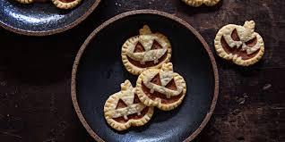best mini jack o u0027 lantern pies recipe how to make mini jack o