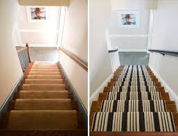 How To Install A Banister How To Install A Stair Runner Young House Love