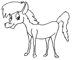 baby horses coloring pages coloring pages ideas