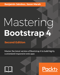 bootstrap tutorial epub mastering bootstrap 4 second edition packt books