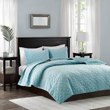 Madison Park Bedding Madison Park Harper Velvet 3 Piece Coverlet Set Ebay