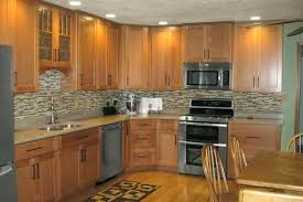 paint colors for kitchen walls with oak cabinets best paint color