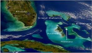 Map Of Florida And Bahamas by Andros Island Bahamas Coral Reef Ecosystem Is Living Laboratory