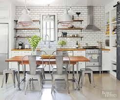 mixing mid century modern and rustic modern farmhouse decor better homes gardens