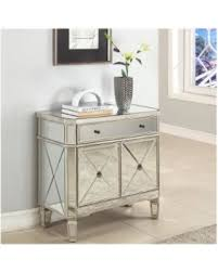 Mirror Console Table Spectacular Deal On Harlowe Mirrored Console Table