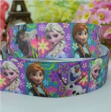 printed grosgrain ribbon frozen printed grosgrain ribbon collection on ebay
