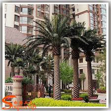 factoty direct big artificial date palm tree for garden outdoor