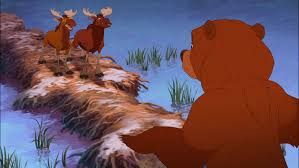 impressing moosettes clip brother bear 2 brother bear 2