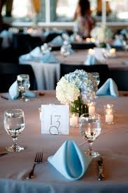 blue and white table ls sky blue wedding table wedding ideas for brides grooms parents