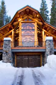 cabin style home edgewood custom log homes garage design house remodeling and