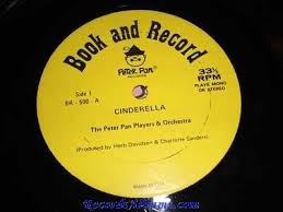 cinderella book record 12