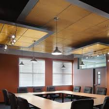 Wood Slat Ceiling System by Wood Ceilings Planks Panels Armstrong Ceiling Solutions