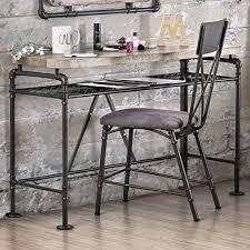 industrial desk amazon com