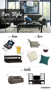 furniture wedding registry his and hers wedding registry style with crate and barrel