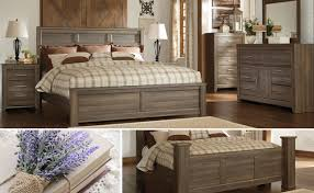 vintage casual juararo bedroom collection by ashley furniture
