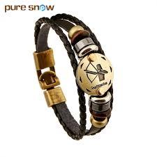 fashion charm bracelet images Rope chain charm bracelet fashion design unisex magnetic jpeg