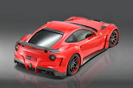 Ferrari F12 2008 - novitec rosso reveals wide body ferrari f12 berlinetta n largo