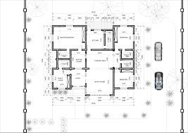 Four Bedroom Floor Plan by Nigerian House Plan 4 Bedroom Bungalow 4 Bedrooms Bungalow Design