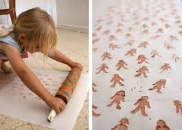 wrap paper wrapping paper lets gogh