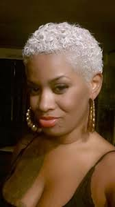 how to wear short natural gray hair for black women 82 best beautiful grey afro images on pinterest going gray grey